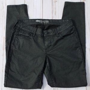 Old Navy Ebony Rock Star Skinny Pants